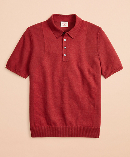 COOLMAX® Polo Sweater