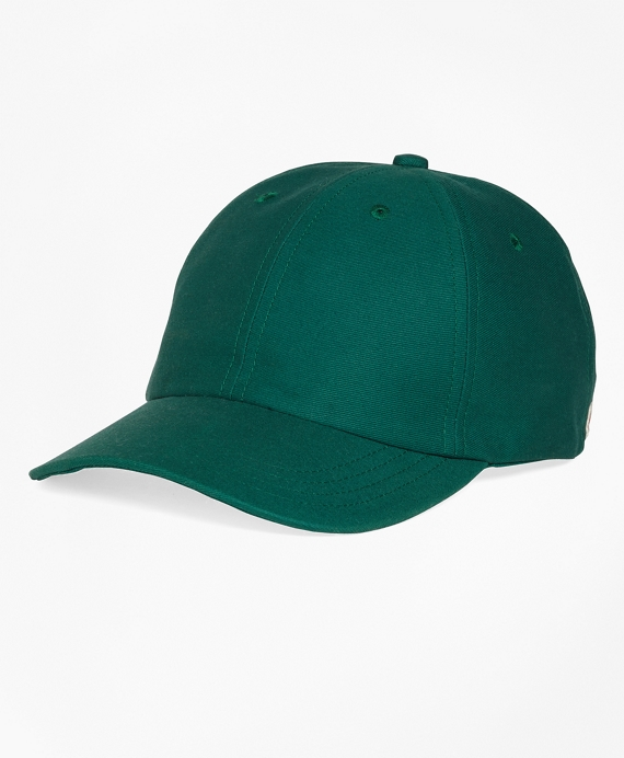 Bright Baseball Cap Green