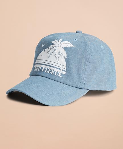 Chambray Baseball Hat