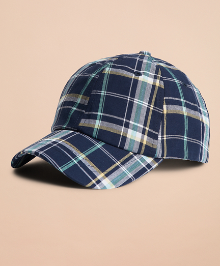 Madras Baseball Hat