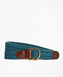 Cotton Braided Belt