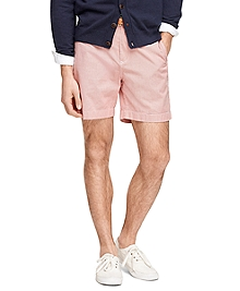 Bedford Cord Stripe Shorts