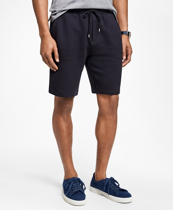 French Terry Shorts Navy