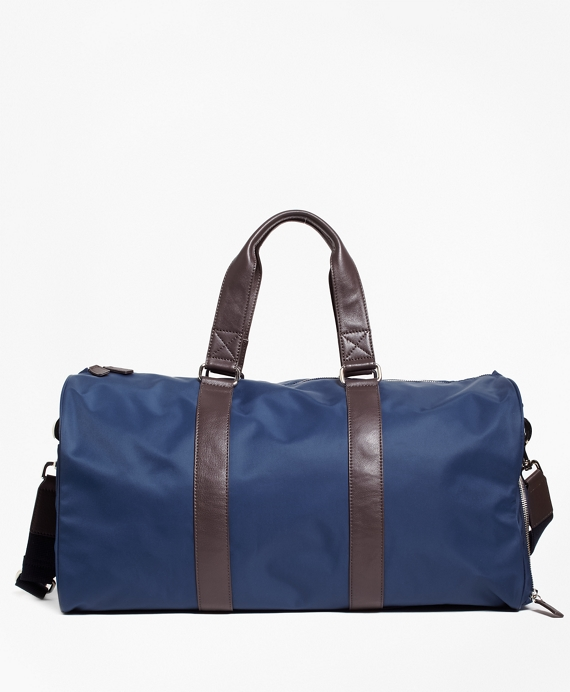 Nylon Duffel Bag Navy