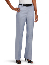 Supima® Cotton Oxford Pants