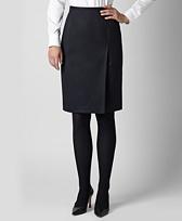Petite Wool Skirt