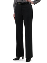 Petite Wool Catherine Fit Trousers