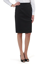 Petite Wool Pencil Skirt