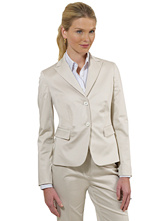 Petite Country Club Cotton Stretch Jacket