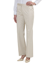 Petite Country Club Cotton Stretch Catherine Fit Trousers