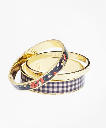 Stacked Bangle Bracelets