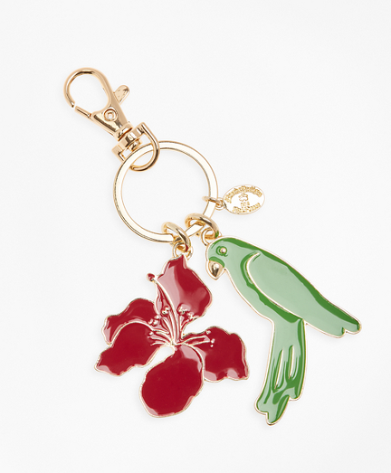 Tropical Key Fob