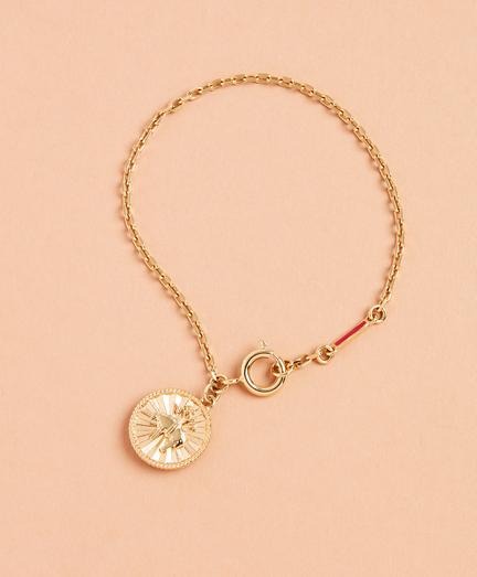 Demi Fine Charm Bracelet