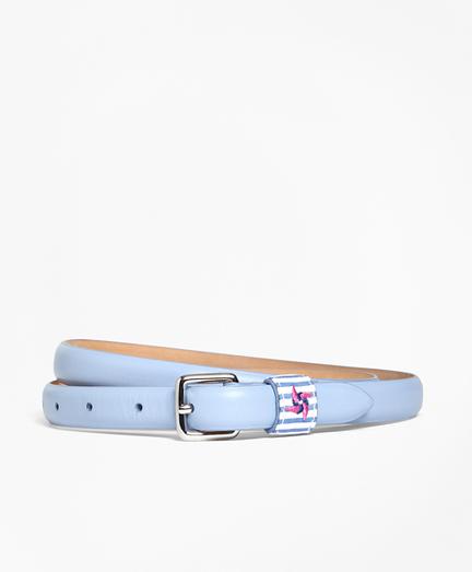 Leather Keeper Belt
