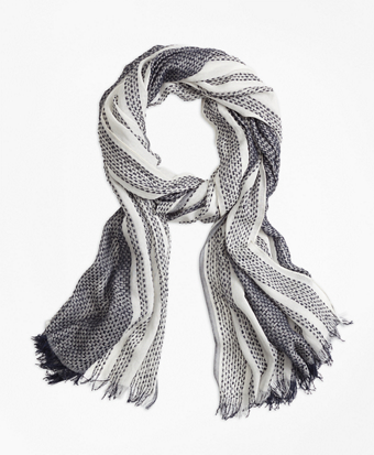 Boucle Oblong Scarf