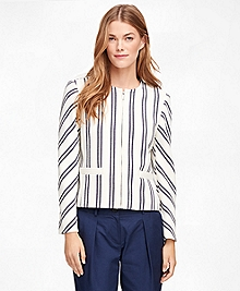 Stripe Jacket