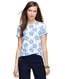 Short-Sleeve Crewneck Shirt