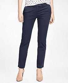Skinny Stretch Cotton Chinos