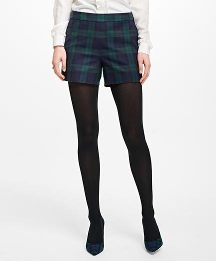 Black Watch Jacquard Shorts