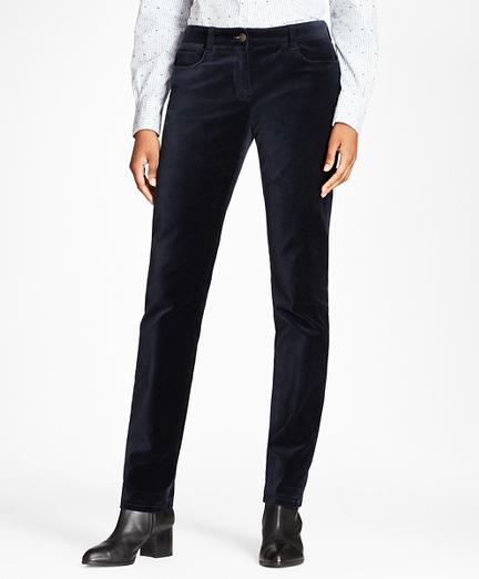 Velveteen Pants