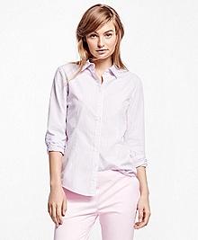 Nine to Nine Stripe Shirt