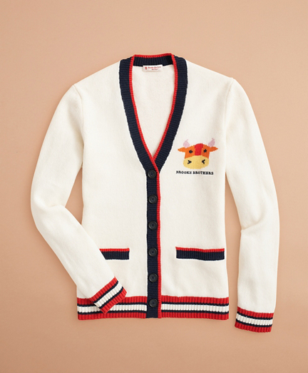 Year of the Ox Cardigan