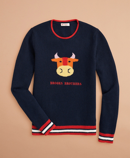 Year of the Ox Sweater