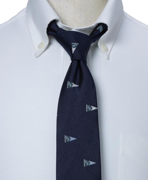 BB Pennant Tie Navy