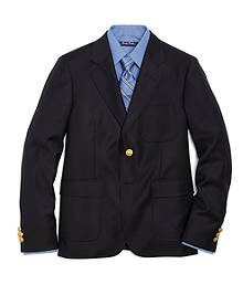 Two-Button Junior Blazer