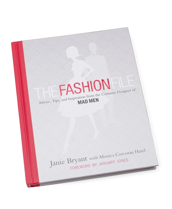 The Fashion File Book Misc