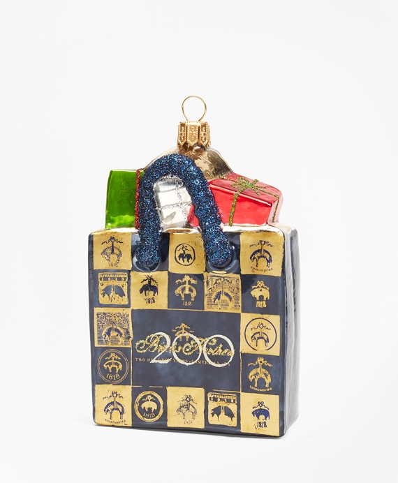 Limited-Edition 200th Anniversary Shopping Bag Ornament