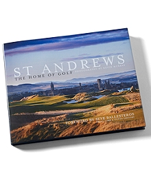 St Andrews, The Home of Golf Book