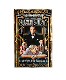 The Great Gatsby by F. Scott Fitzgerald - Paperback Edition