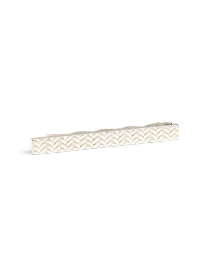 Herringbone Tie Bar