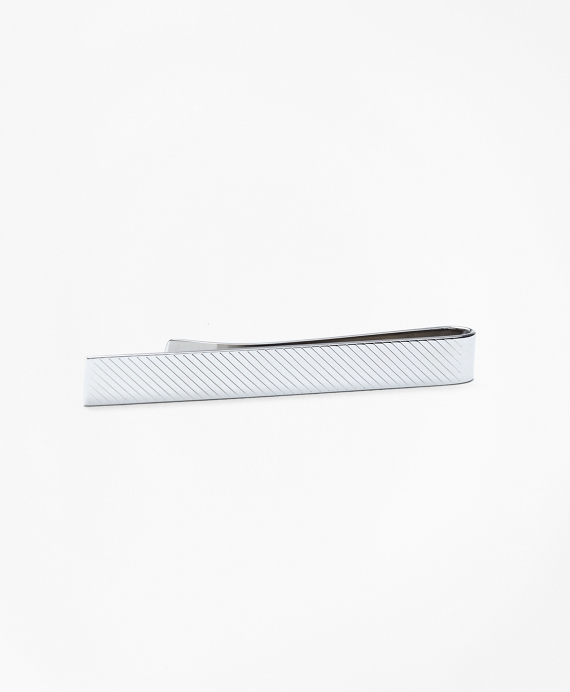 Sterling Silver Tie bar Silver