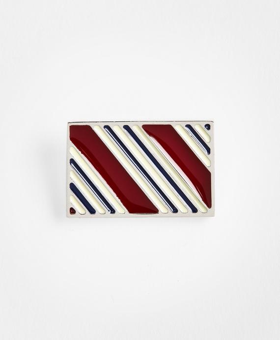 BB#1 Stripe Lapel Pin