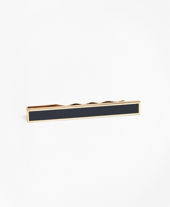200th Anniversary Gold-Plated Sterling Silver Tie Bar