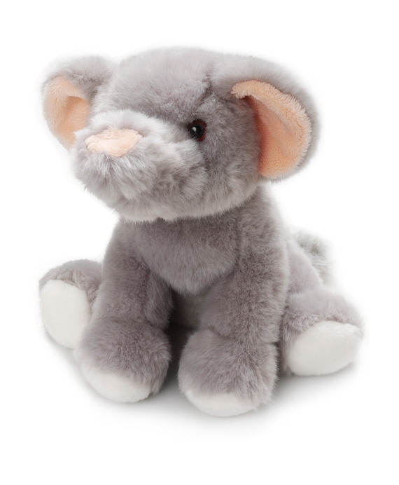 Gund® Stuffed Elephant Grey