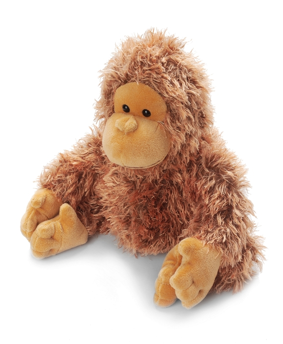Gund® Stuffed Monkey Brown