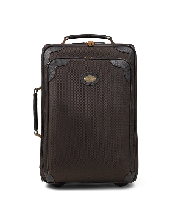 "20"" Nylon Trolley Brown"