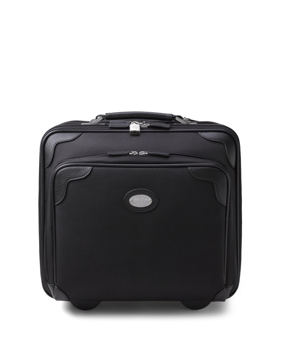 Nylon Office Trolley Black