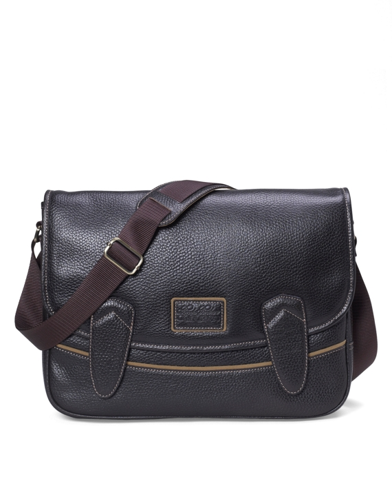 Bison Messenger Brown