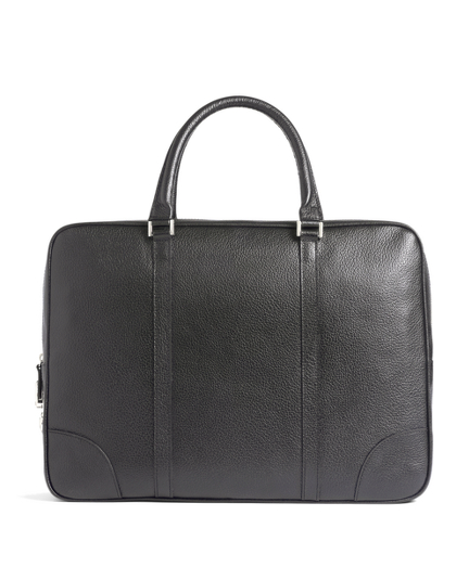 Brooks Brothers Buffalo Soft Briefcase