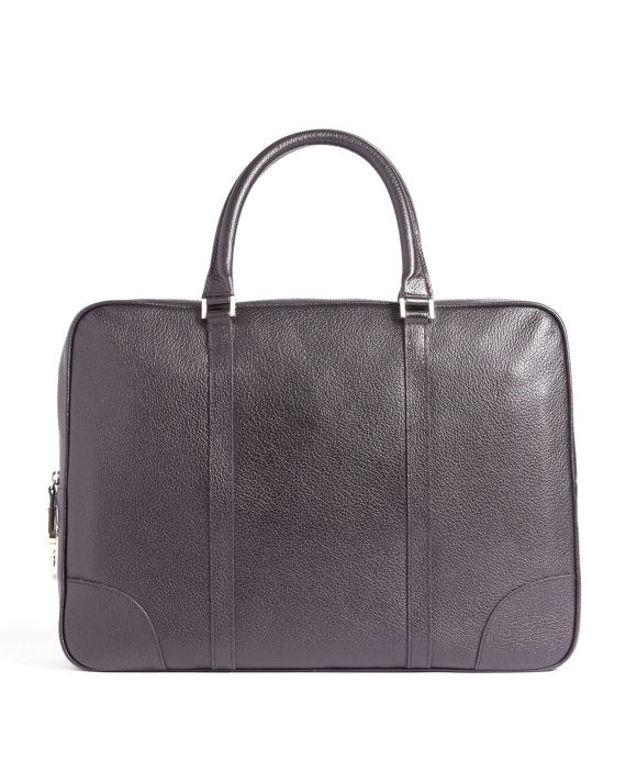 Buffalo Soft Briefcase Brown