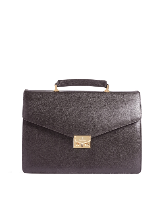 Buffalo Classic Briefcase Brown