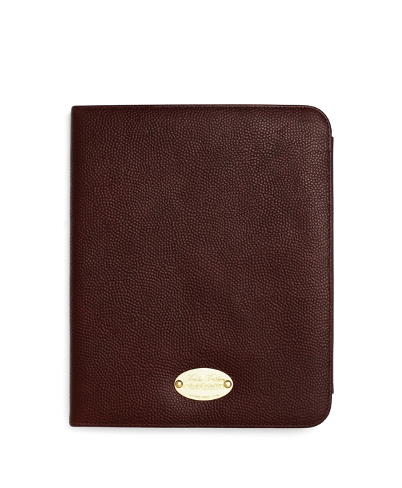 Leather Tablet Case Brown