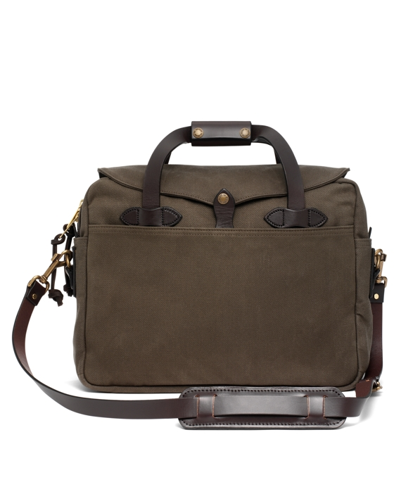 Filson® Twill Computer Briefcase Bag Olive
