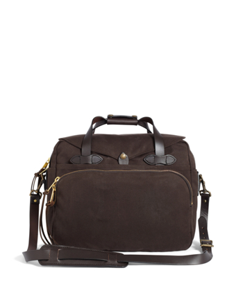 Filson® Twill Padded Computer Bag