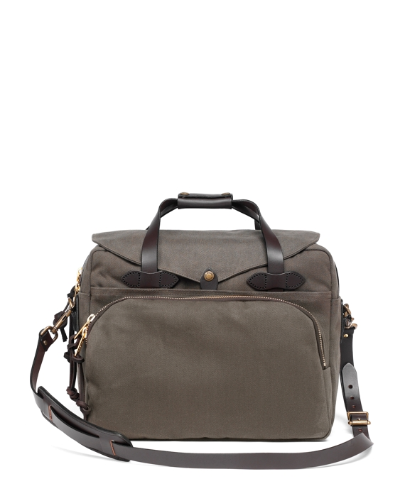 Filson® Twill Padded Computer Bag Olive
