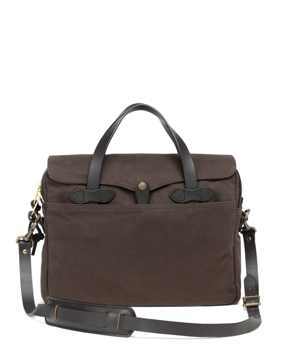 Filson® Twill Original Briefcase Brown